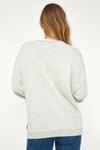 Malibu Sweatshirt Light Heather