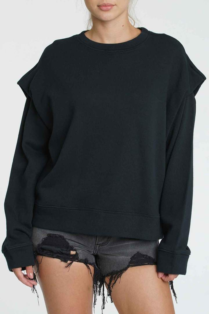 Lenora Sweatshirt Black