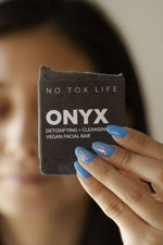 Onyx Detoxifying Charcoal Cleansing Bar