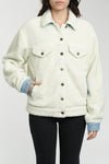 Lee Sherpa Boyfriend Jacket
