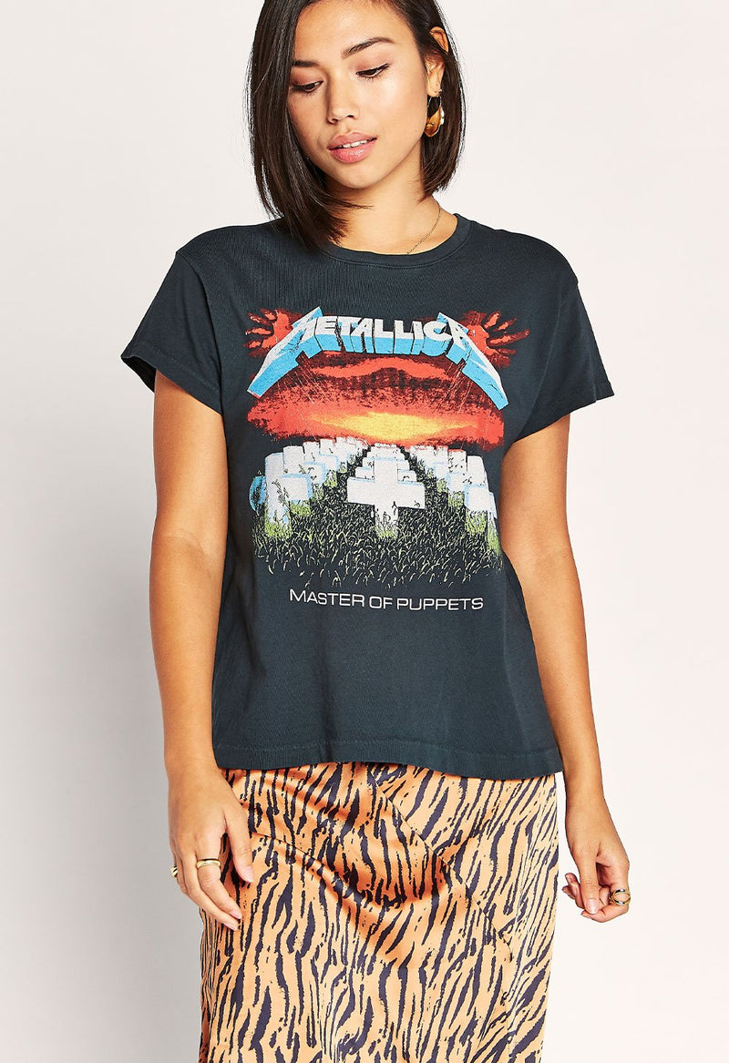 Metallica Master of Puppets Tour Tee