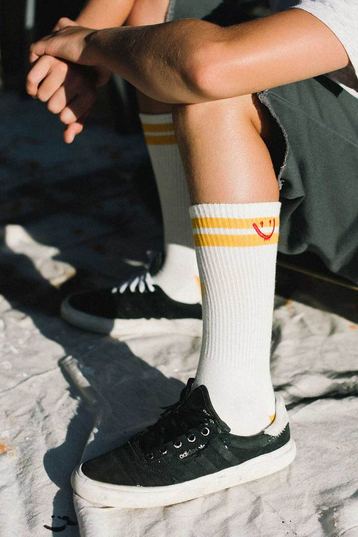 Men's Banana Skies Sock