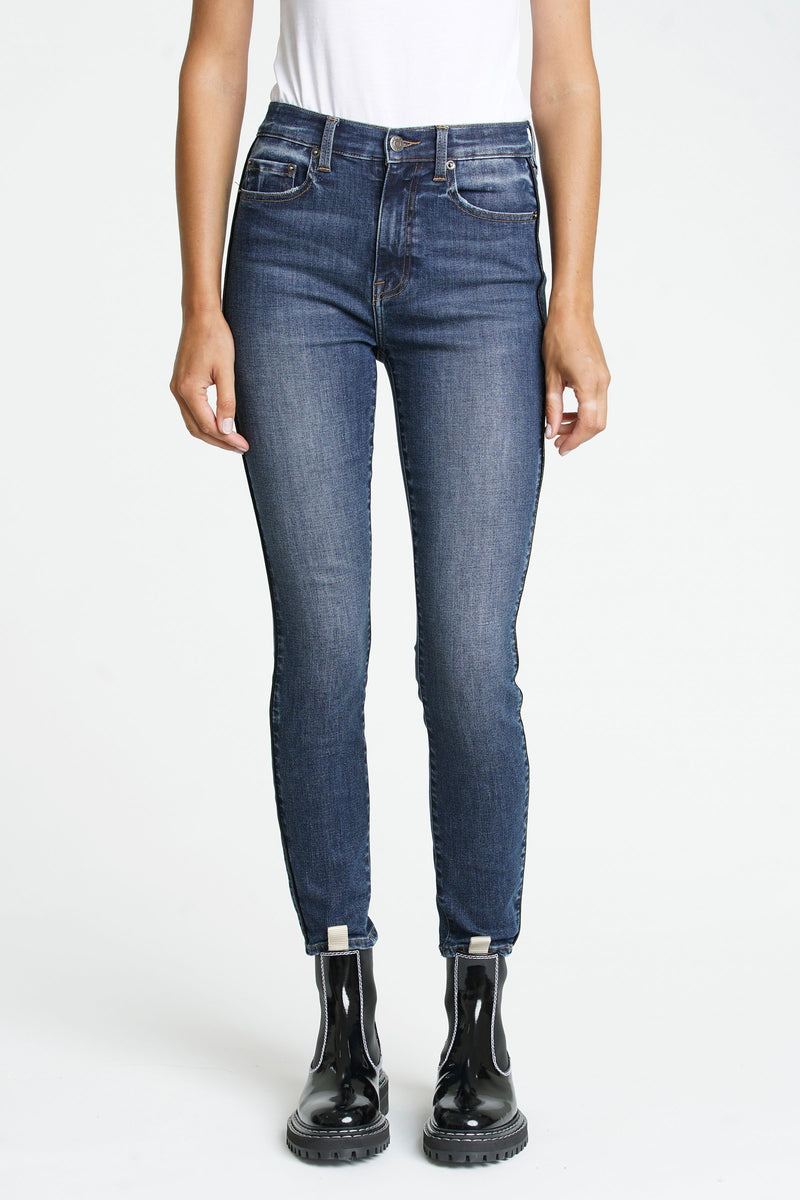 Aline High Rise Skinny Extra