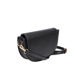 Shelby Black Crossbody