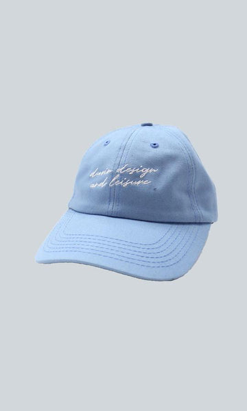 Design Co Hat Ocean Blue