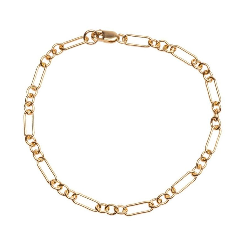Rose Gypsy Gold Saturn Bracelet