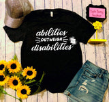 Abilities Outweigh Disabilities