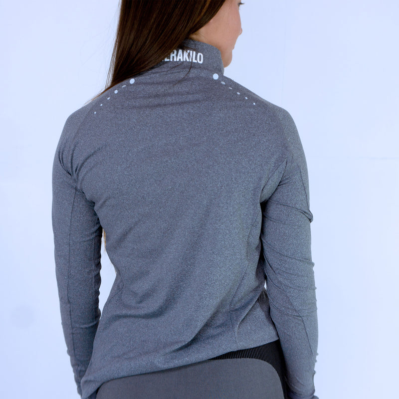 Evolution Fitness Women's Pullover - Grey