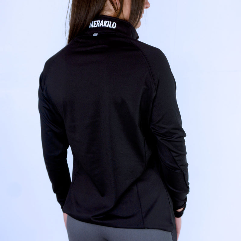 Evolution Fitness Women's Pullover - Black