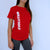 Evolution Fitness Women's T-shirt - Red
