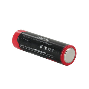 Klarus 14500 800mAh 3.7V Protected Lithium Ion (Li-ion) Battery