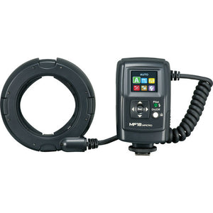 Nissin MF18 Macro Ring Flash-REFURBISHED