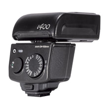 Load image into Gallery viewer, Nissin i400 Compact Flash