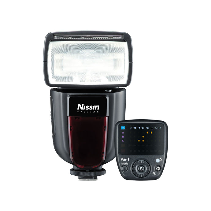 Nissin Di700A Flash + Air 1 Commander Kit-Refurbished