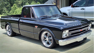C10 Truck Wheel & Tire Packages (Gray)