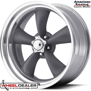 "18"" Gray Torq Thrust II Wheels"