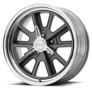 "(2) 17x9.5"" VN427 American Racing Shelby (Ford Car)"