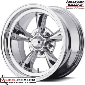 "15"" Chrome Torq Thrust II Wheels"