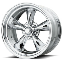 "Load image into Gallery viewer, 17"" Chrome Torq Thrust II Wheels"
