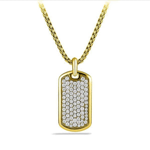 Father's Day Deal!  Micro-Pav'e Crystal Pendant
