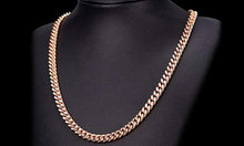 Load image into Gallery viewer, Durable Classic Men's Curb Chain Necklace - Three