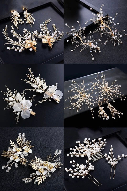 BRIDAL ACCESSORIES JEWELRY