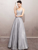 Sparkling fabric spaghetti sweetheart prom cocktail dress 2020