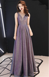 Sparkling fabric prom cocktail dress 2020