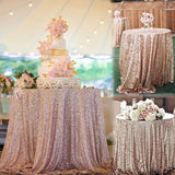 sliver red gold black blue rose green blue yellow sequins fabrics table runners cloth for wedding - Anna's Couture Dresses