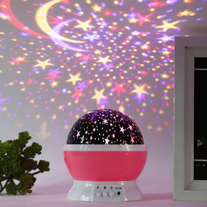 Auto Rotating USB Port bedroomlight
