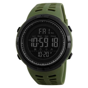 LED Digital Outdoor Sports Watch