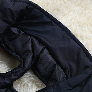 Winter pet jackets