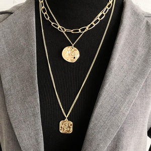 Hip hop Long Chain Cool Necklace