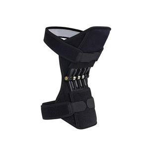 Knee booster brace support outfit