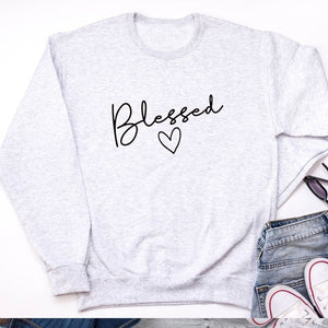 Women Sweatshirts Christian Graphic Pullover