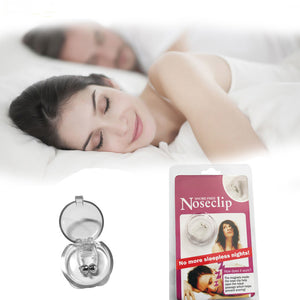 Magnetic Anti-snore device