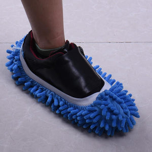 Floor Dust Cleaning Slippers Shoe