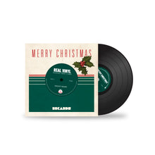 "Load image into Gallery viewer, Christmas Style Recard with 7"" Vinyl - Silent Night"