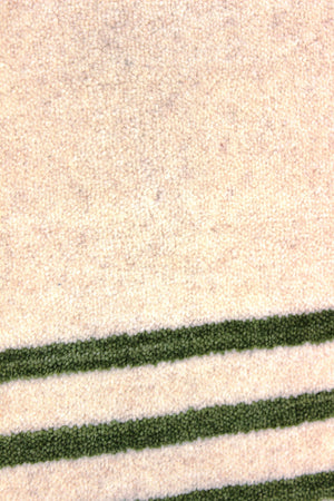 Green Matrix Handmade area rug by verve hand-made