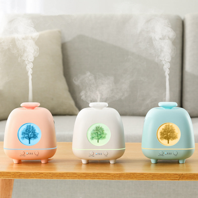 Private Label Aromatherapy Essential Oil Humidifier