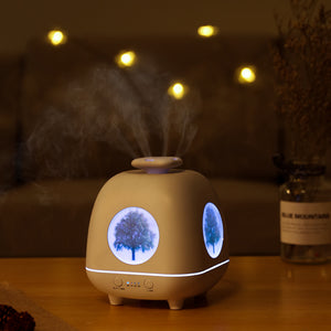 Open image in slideshow, Private Label Aromatherapy Essential Oil Humidifier