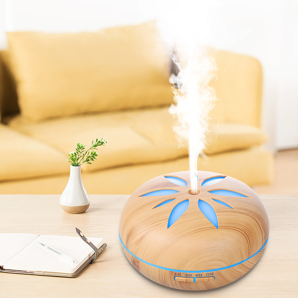 Remote Control Air Humidifier Essential Oil Aroma-care