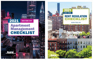 2021 NYC Apartment Management Checklist + 2021 NY Rent Regulation Checklist