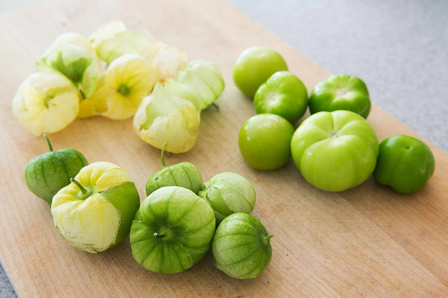 Tomatillos- CSA Add-on