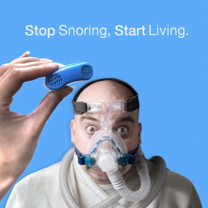 ANTI SNORING & AIR PURIFYING DEVICE