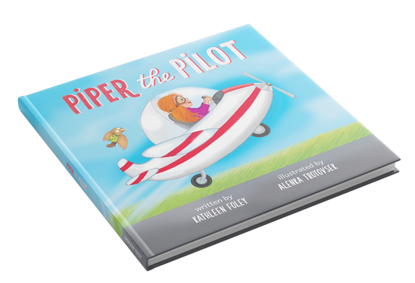 PIPER THE PILOT - HARDCOVER