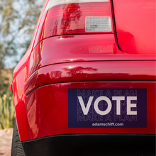 Load image into Gallery viewer, Vote Bumper Sticker