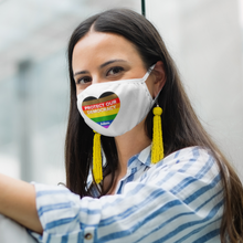 Load image into Gallery viewer, Protect Our Democracy Pride Mask