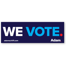 Load image into Gallery viewer, Adam Schiff Bumper Sticker