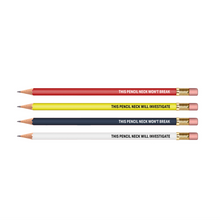 Load image into Gallery viewer, Adam Schiff for Congress Pencil 4-Pack